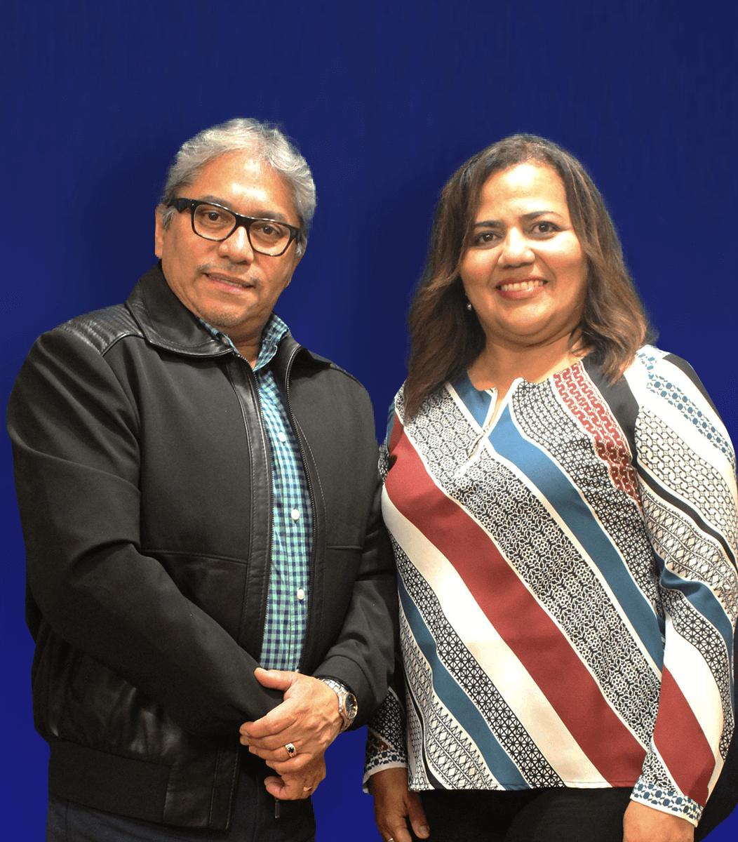 Wilson Cartagena y Claudia Cartagena | Centro de Vida Cristiana