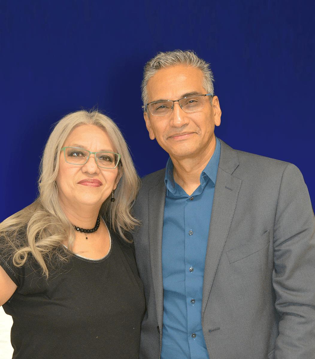 Hugo Miranda y Esperanza Amador   Centro de Vida Cristiana