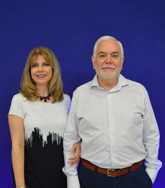 Luis Sagarra y Cora Peniche | Centro de Vida Cristiana