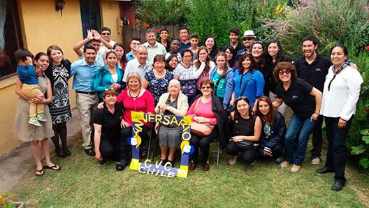 CVC Santiago de Chile  | Centro de Vida Cristiana