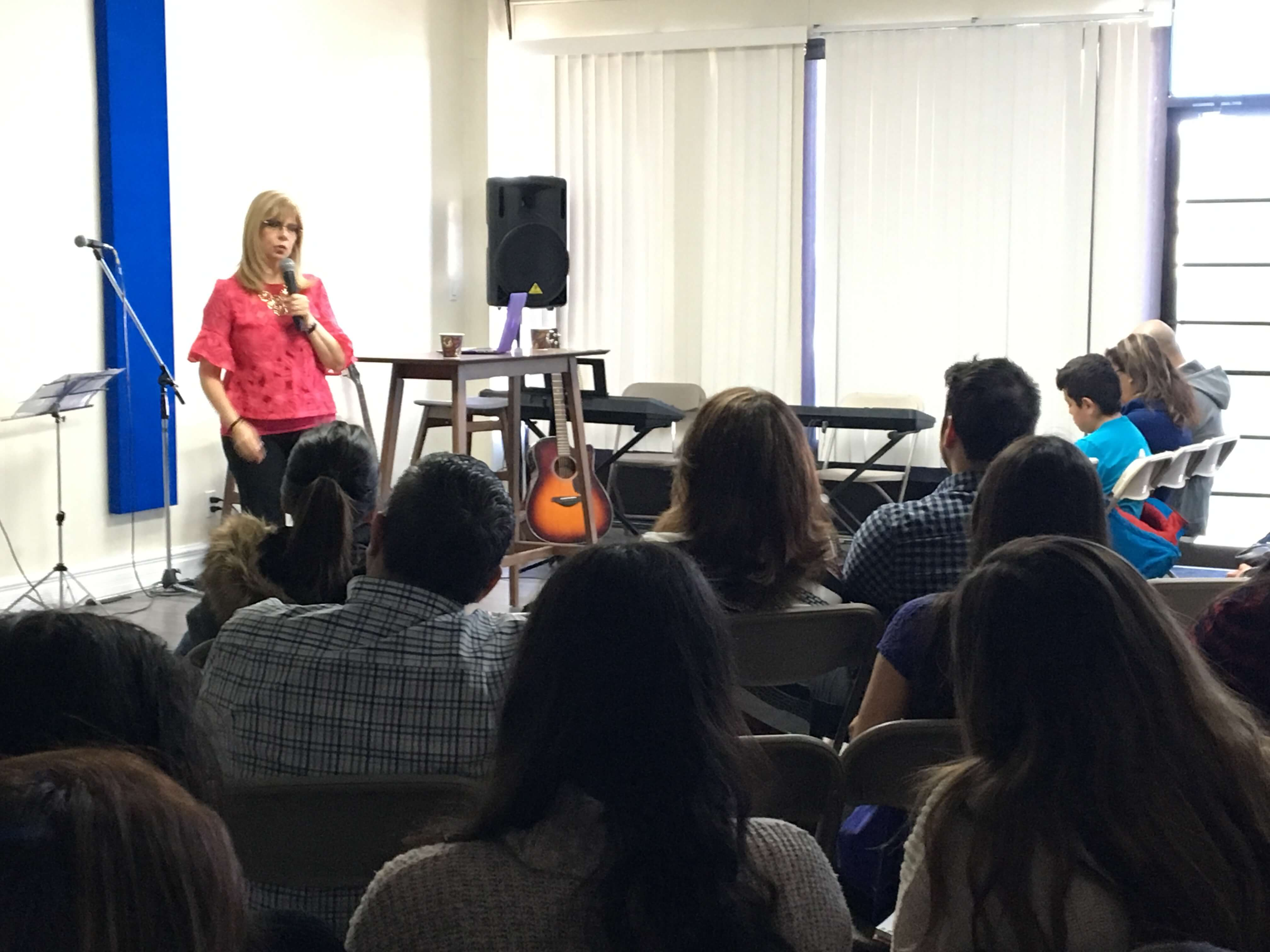 1er Aniversario CVC Calgary Canadá | Centro de Vida Cristiana