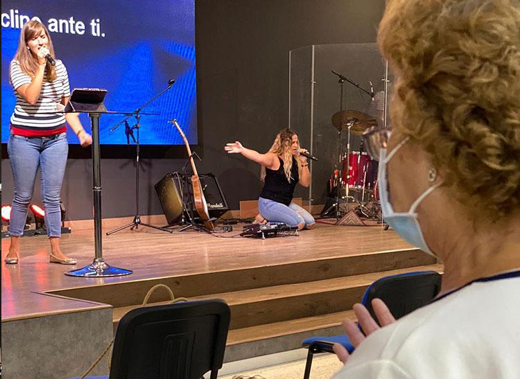 Reunión de Mujeres 12 -Septiembre-2020 | Centro de Vida Cristiana