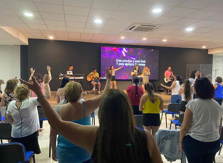 Reunión de Mujeres 18-Agosto-2020 | Centro de Vida Cristiana