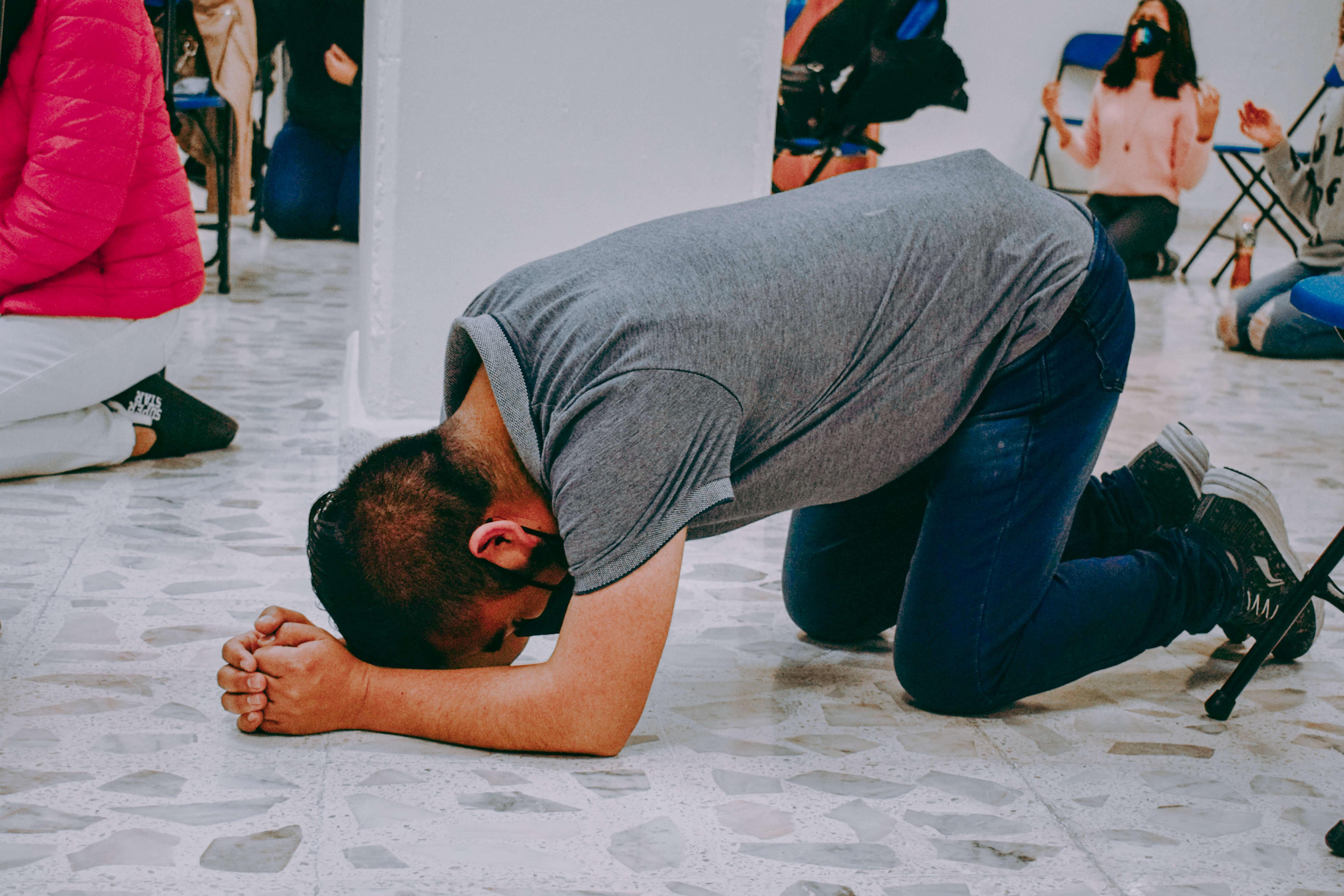 Tarde de alabanza y adoración | Centro de Vida Cristiana