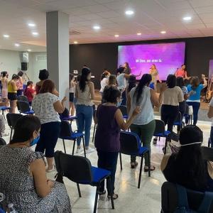 Reunión de Mujeres 18-Agosto-2020   Centro de Vida Cristiana