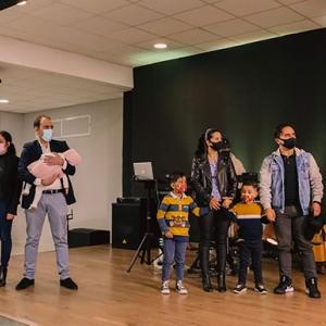 Presentación de nuestros niños | Centro de Vida Cristiana