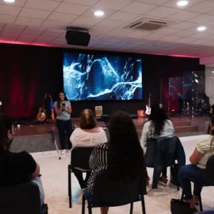 Preocupada o confiada  | Centro de Vida Cristiana