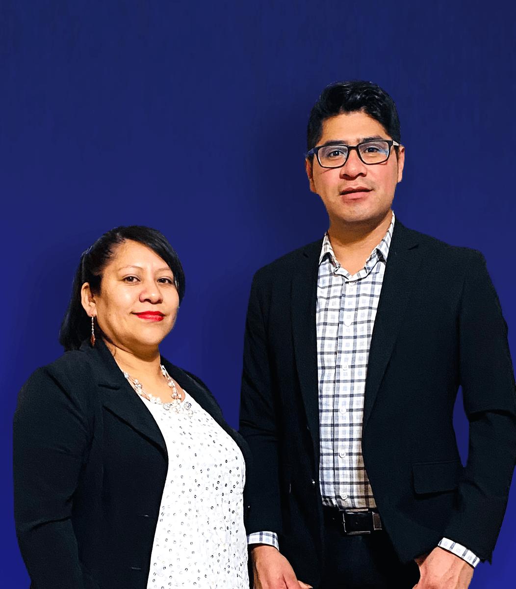Abraham Hernández y Blanca Olvera   Centro de Vida Cristiana
