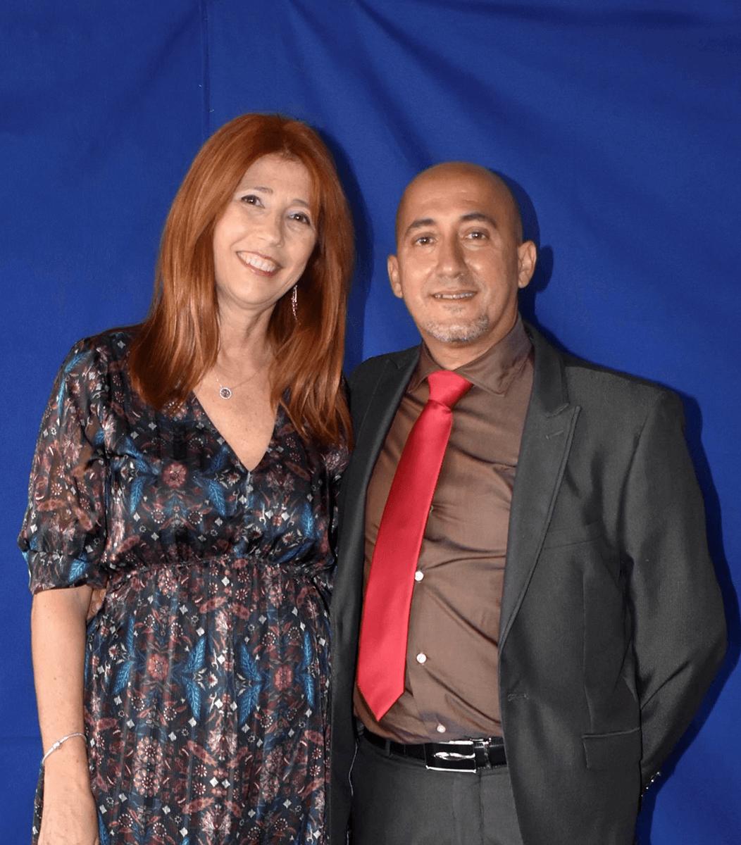 Miguel Ángel Chaparro y Loli Alcaraz   Centro de Vida Cristiana