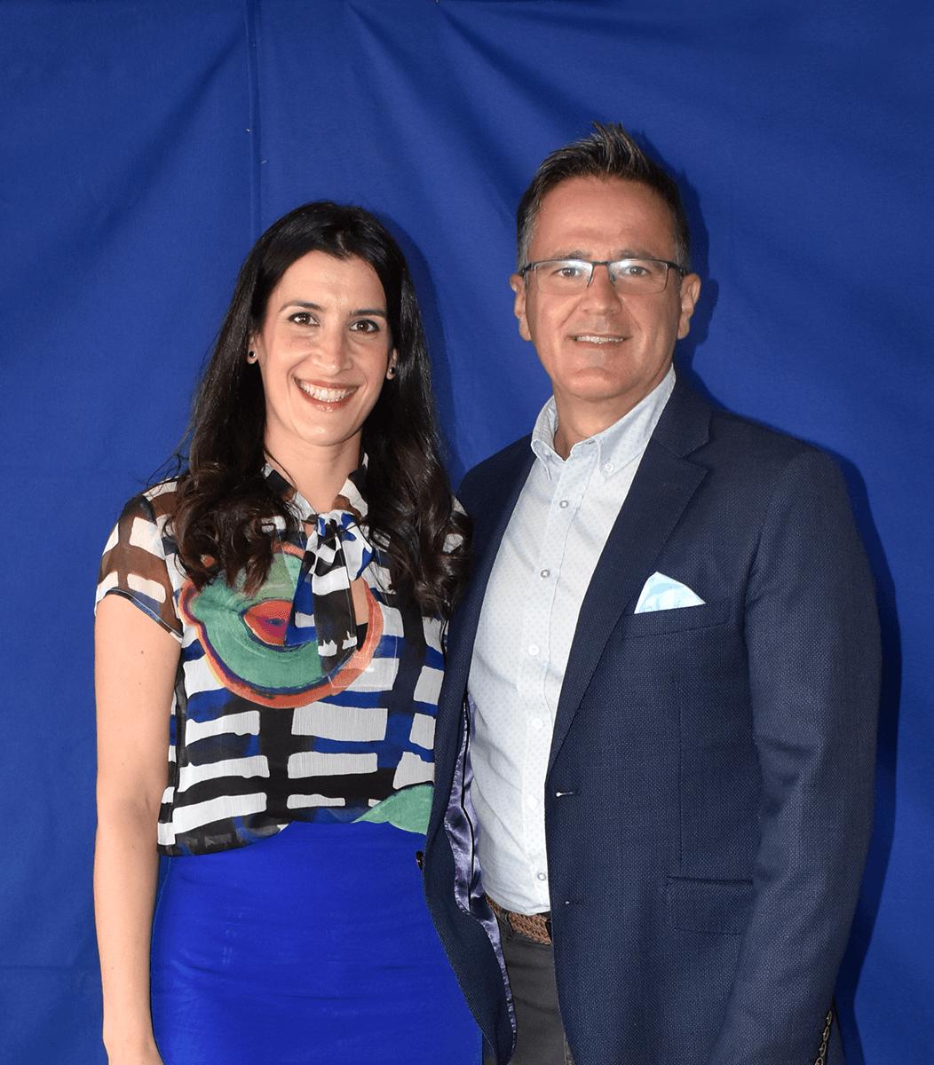 Francisco Pascual y Lorena Morquilla   Centro de Vida Cristiana