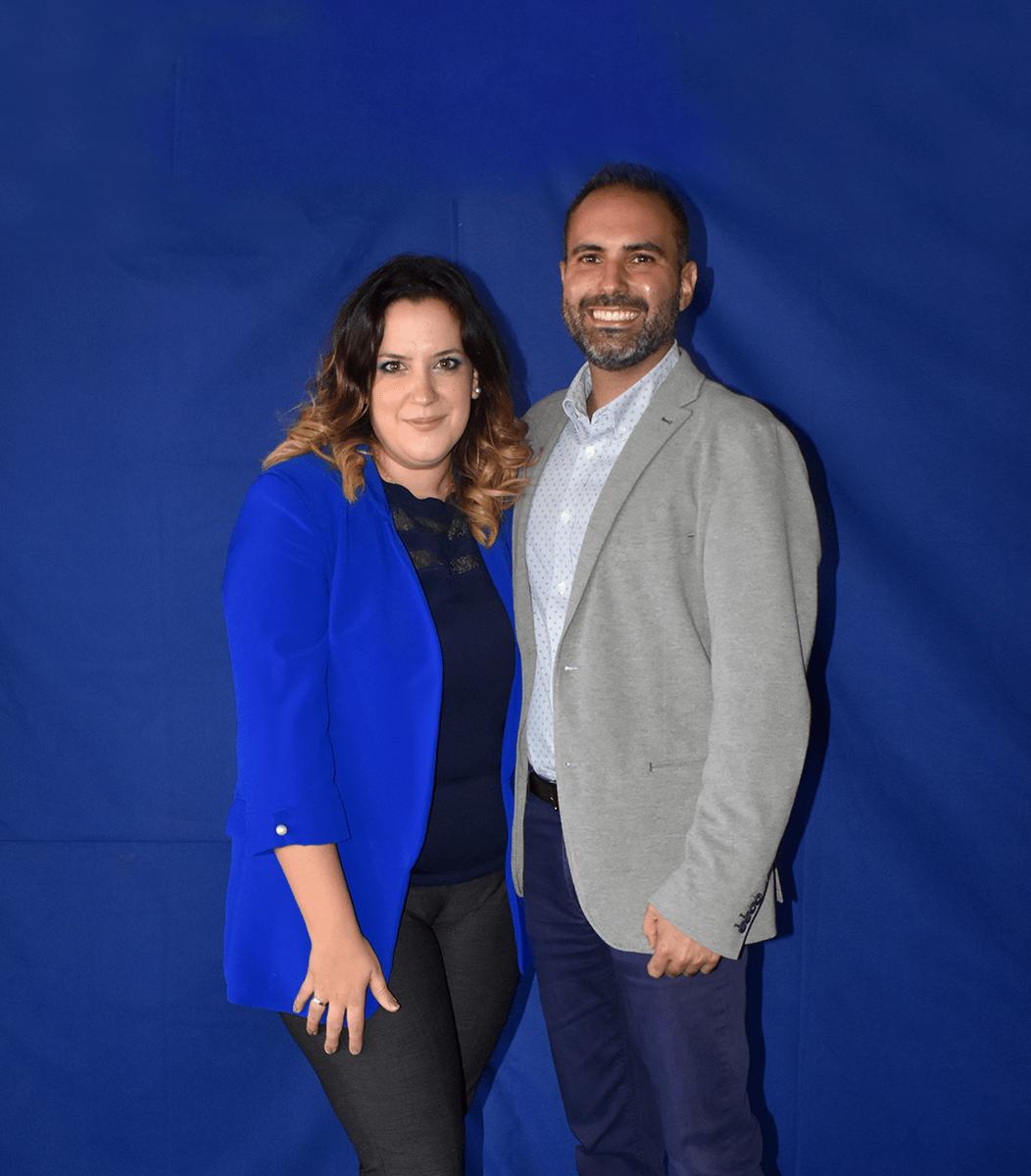 Borja Baena y Alejandra Morquilla   Centro de Vida Cristiana
