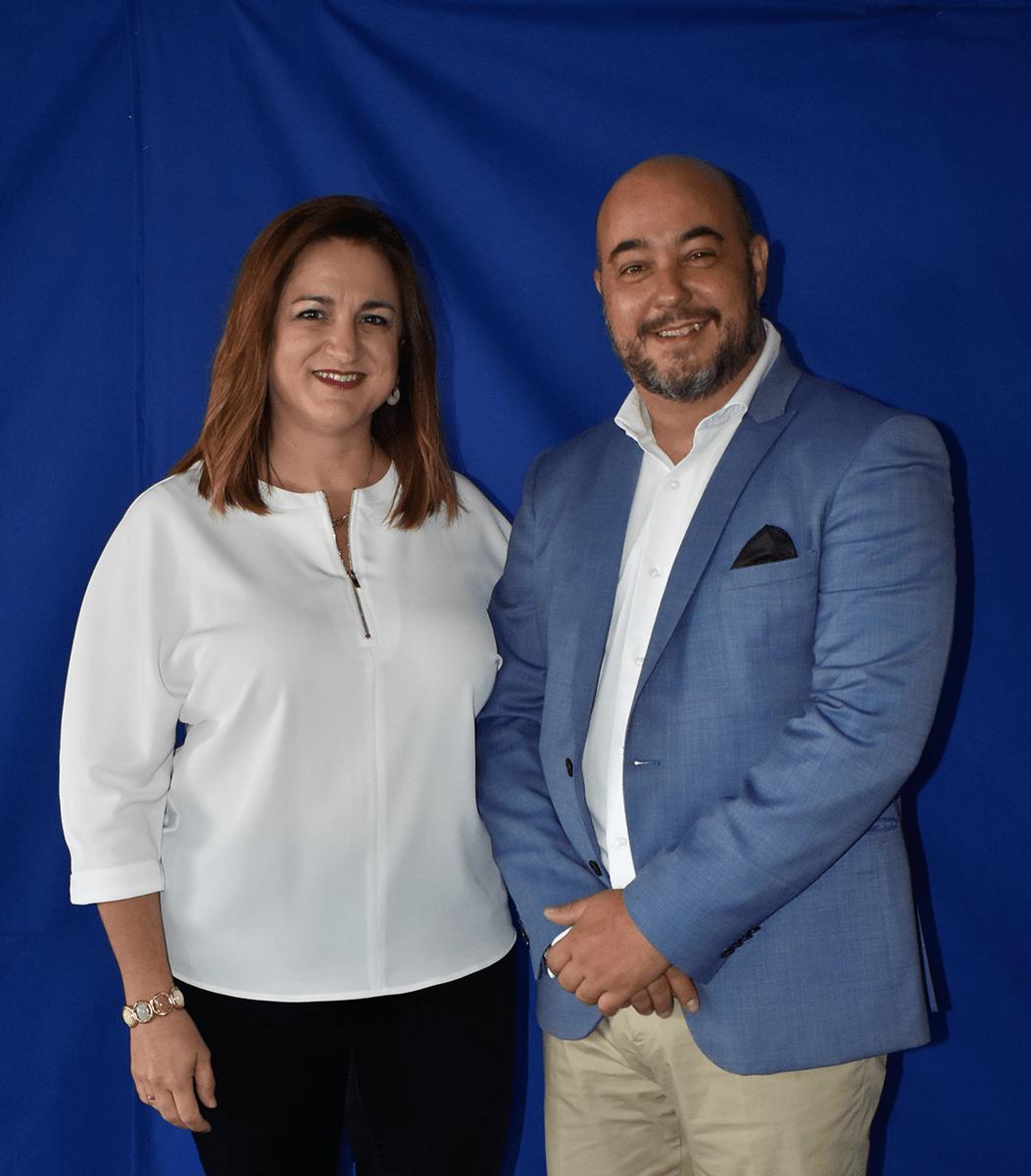 David Castillo y Susana García   Centro de Vida Cristiana