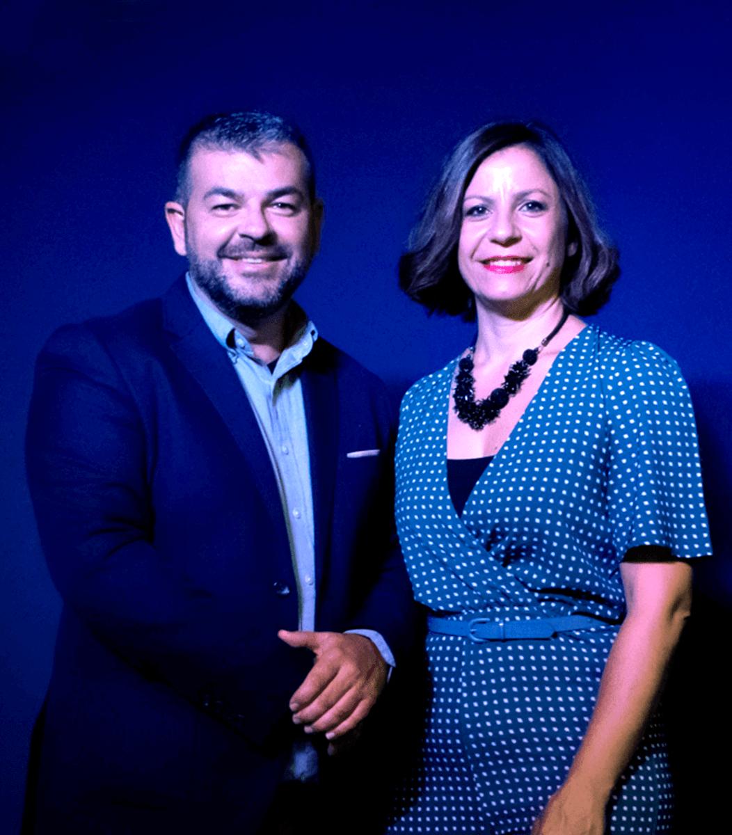José Manuel Rodríguez y Sandra Rodríguez   Centro de Vida Cristiana