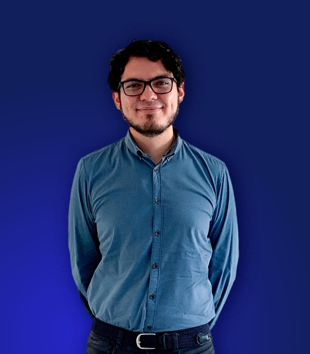 Pablo Maza - Responsable Chile   Centro de Vida Cristiana