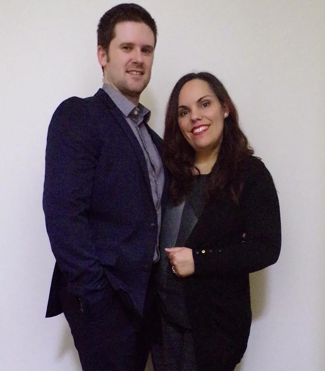 Trevor Hewitt y Becky Becerra   Centro de Vida Cristiana